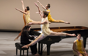 New Work for Goldberg Variations presented by Music Worcester