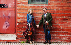 Natalie MacMaster and Donnell Leahy: Visions from Cape Breton and Beyond presented by Music Worcester