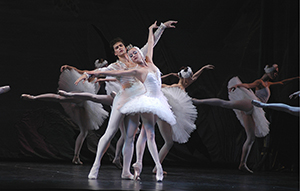 Tchaikovsky's Swan Lake, Russian National Ballet presented by Music Worcester