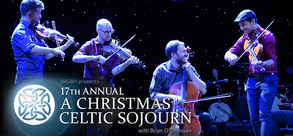 WGBH presents A Christmas Celtic Sojourn with Brian O'Donovan