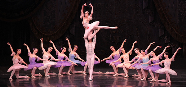 Russian National Ballet performs Giselle presented by Music Worcester